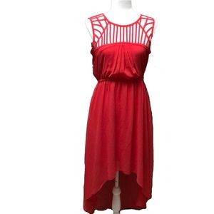 THALIA SODI | Asymmetrical Summery Dress | M